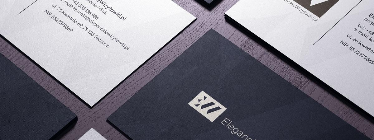 EleganckieWizytowki.pl – Projektowanie i druk wizytówek