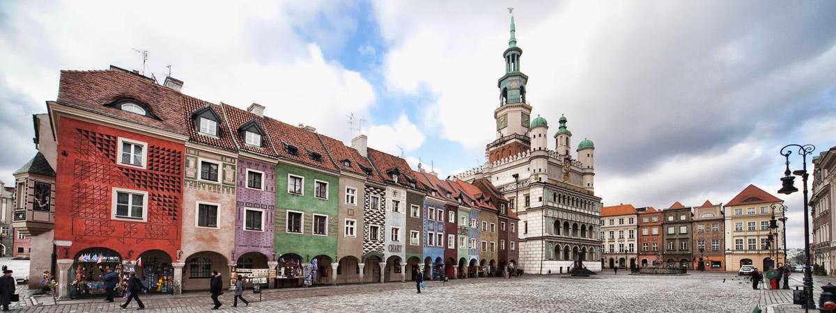 Wizytówki Poznań