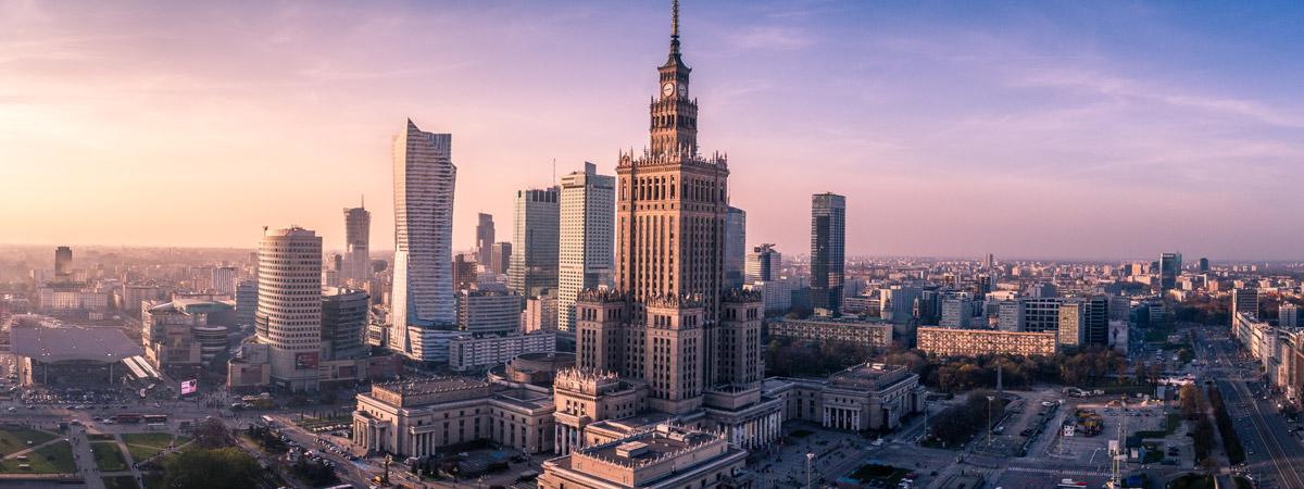 Wizytówki Warszawa
